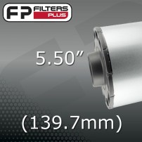 "5.5"" - (139.7mm) OUTLET"