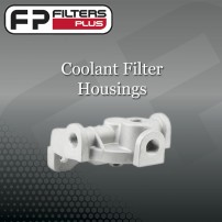 Coolant Filter Housings