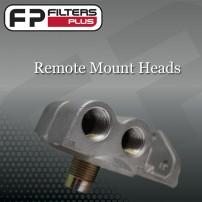 Remote Mount Head