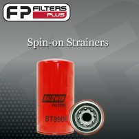 Spin-on Strainers
