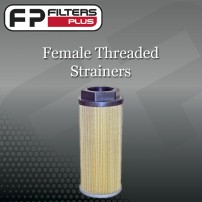 Female Threaded Strainers