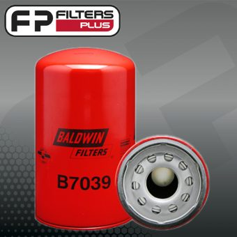 B7039 Baldwin Oil Filter suits F250 F350 with 7.3L T/Diesel Engine Perth Melbourne Sydney Australia
