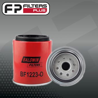 BF1223-O Baldwin fuel Filter Perth Sydney Melbourne Australia Suits Hino Trucks