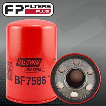 BF7586 Baldwin Bulk Fuel Filter Perth Sydney Melbourne Australia