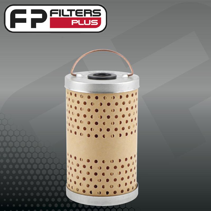 65.1 mm OD 108.7 mm Length Baldwin PF834 Diesel Fuel Filter Element