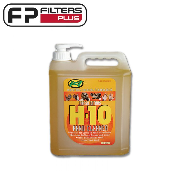 H10 ICT Hand Cleaner Perth H10-5 Melbourne Sydney