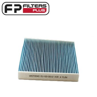 WACF0040 Wesfil Cabin Air Filter Perth Fits Toyota Camry Hilux VDJ200 Sydney Melbourne