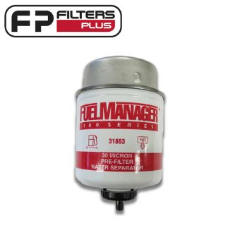 31863 Fuel Manager Filter Perth Fits Direction Plus Kit Sydney FM100 30 Micron Melbourne