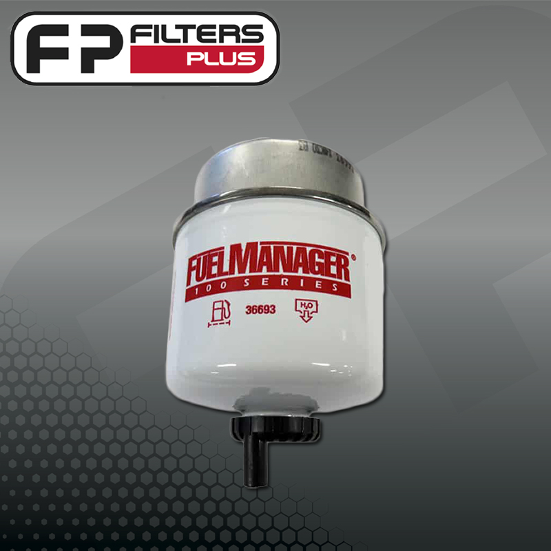 Genuine Fuel Manager Filter 36693 2 Micron Remove 99/% of water from diesel