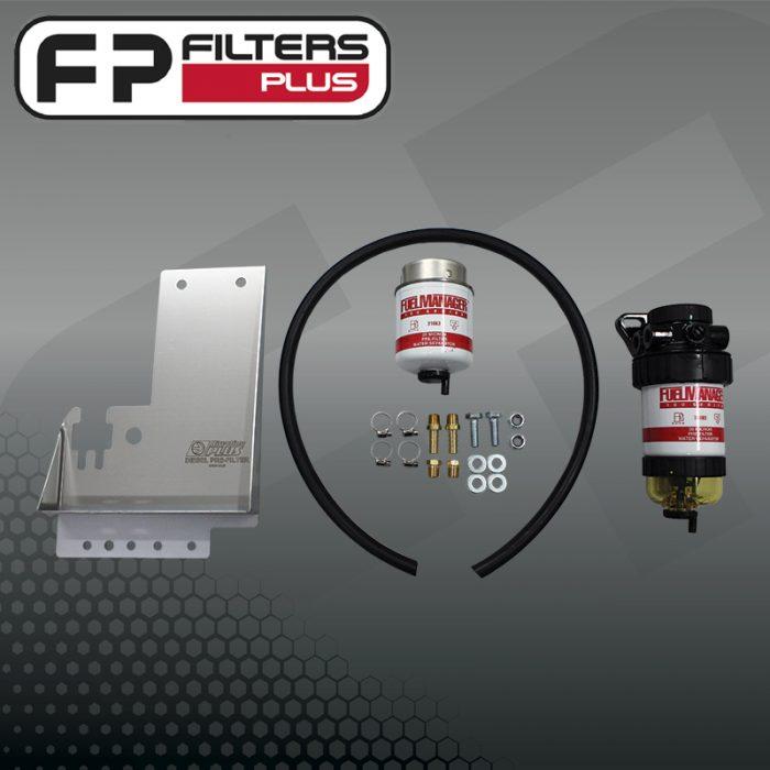 FM612DPK Direction Plus Fuel Manager Kit for Hilux KUN16R KUN26R Perth Sydney Melbourne Australi