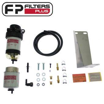 FM630DPK Direction Plus Fuel Manager Filter Kit suits Nissan Navara NP300 Perth Melbourne Sydney Australia