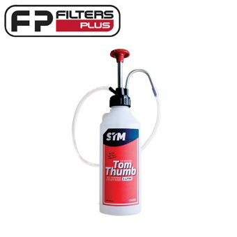 CA586 STM Tom Thumb 1 Litre Oil Pump Perth Great For Brake Fluid Melbourne Sydney