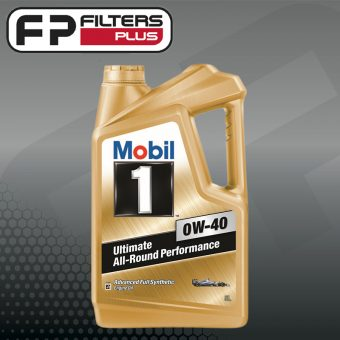 5 Litre Mobil 1 0W40 Synthetic Engine Oil Perth Melbourne Australia