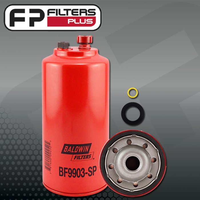 BF9903-SP Baldwin Fuel Filter Perth Sydney Melbourne Brisbane Australia Suits Caterpillar