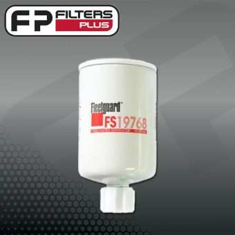FS19768 Fleetguard Fuel Filter Perth Sydney Melbourne Australia