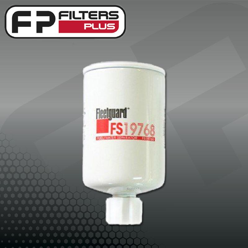 FS19768 Airdog Fuel Filters on