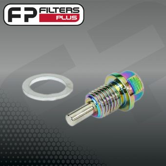 MSP1215 M12 x 1.5 Magnetic Sump Plug Perth Melbourne Sydney Australia