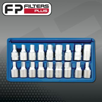RT6627 Teng Tools Sump Plug Oil Drain Removal Kit