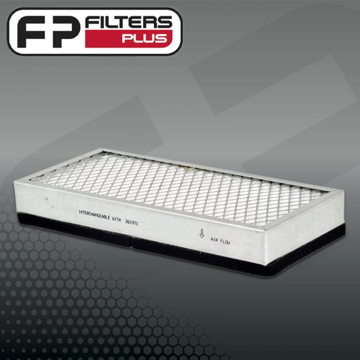 SC40068 HIFI Cabin Air Filter for Manitou Perth Melbourne Sydney Australia