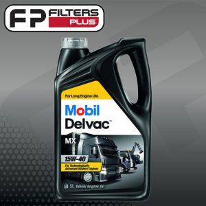 140710 Mobil Delvac 15W40 MX ESP 5 Litre Bottle Perth Melbourne Sydney Australia