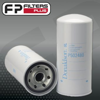 P502480 Donaldson Fuel Filter Suits Komatsu SAA6D Perth Sydney Melbourne Australia