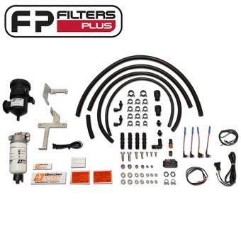Direction Plus PLPV660DPK Preline Provent Dual Kit Perth Fits Toyota Pardo Melbourne Sydney