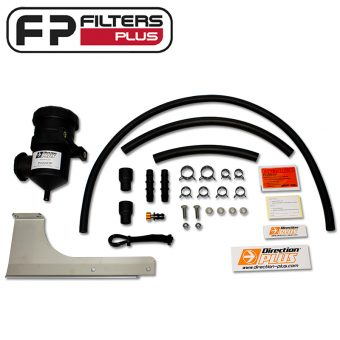 PV662DPK Direction Plus Provent Kit Perth Fits Toyota Hilux 2019 Onwards Melbourne GUN Series Sydney