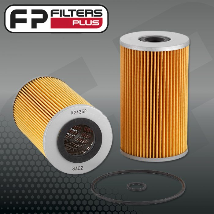 R2435P Ryco Oil Filter Perth Sydney Melbourne Australia
