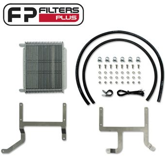 Direction Plus Transchill Transmission Cooler kit Perth Fits Isuzu D-Max Sydney MU-X Melbourne