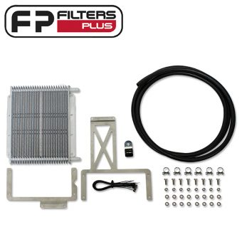 Direction Plus Transchill Kit Perth Suits KUN Hilux Sydney 3.0L T/Diesel Hilux Melbourne Transmission Cooler
