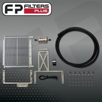 TC609DPK Transchill Transmission Cooler Kit for kun16R kun26R hilux Perth Sydney Melbourne Australia