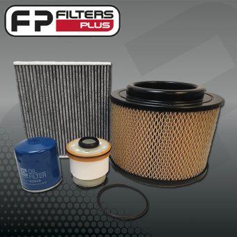 WK58CAB Wesfil Filter Kit for KUN26R KUN16R Toyota Hilux Perth Sydney Melbourne Australia
