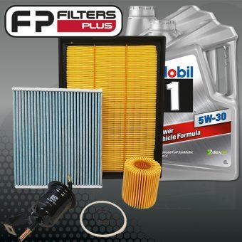 WKGRJ150R Wesfil Filter kit with 10L of Mobil Engine Oil Perth Sydney Sydney Australia