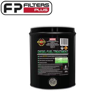 ADDSLTREAT020 Penrite Diesel Biocide Fuel Treatment 20 Litres Perth Melbourne Sydney Australia