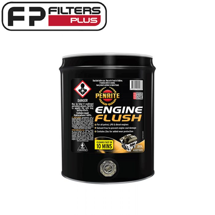 ADEF020 Penrite Engine Flush Perth Sydney Melbourne Australia 20L