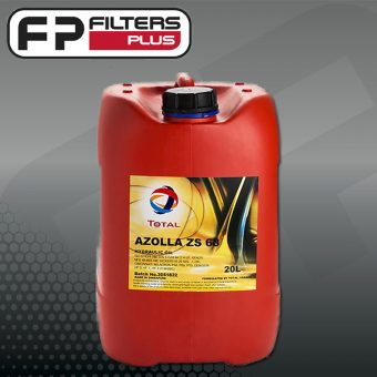 AZOLLA ZS 68 20L Drum of Hydraulic 68 Oil Perth Melbourne Sydney Brisbane Australia