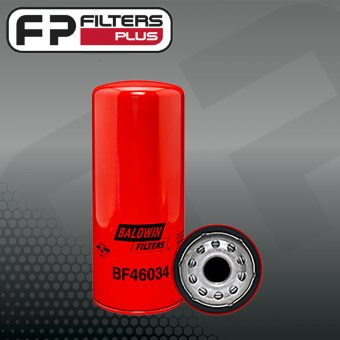 BF46034 Baldwin Fuel Filter suits Volvo Engines Perth Melbourne Sydney Brisbane Australia