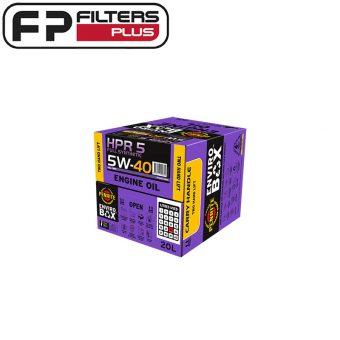 HPR05020BOX HPR5 5W-40 Penrite 20L Box Perth Melbourne Sydney Australia