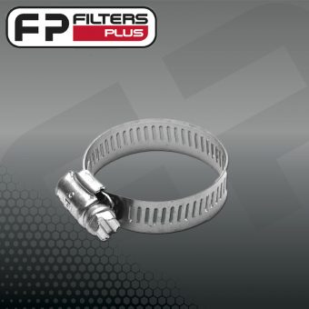 TGS16 Stainless Steel Hose Clamp Oil Fuel Hydraulic Perth Melbourne Sydney Australia