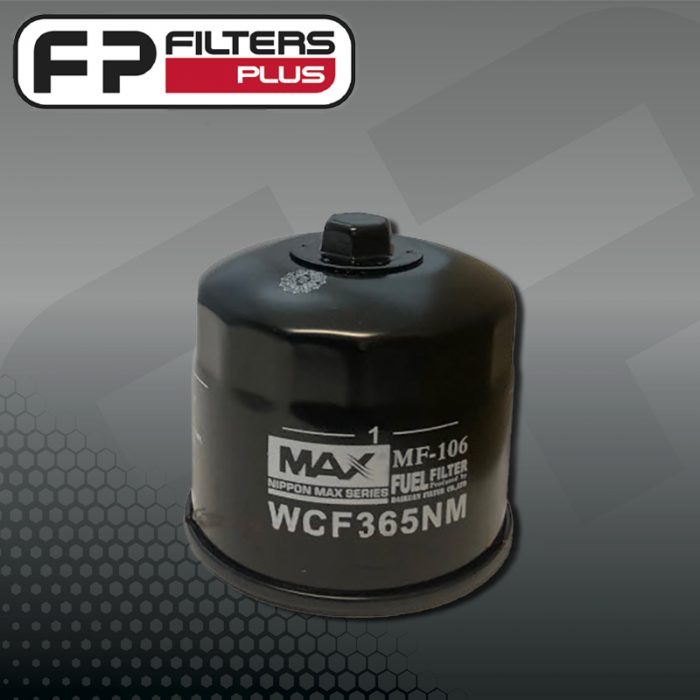WCF365NM Wesfil Fuel Filter for Hino Trucks Perth Melbourne Sydney Brisbane Australia