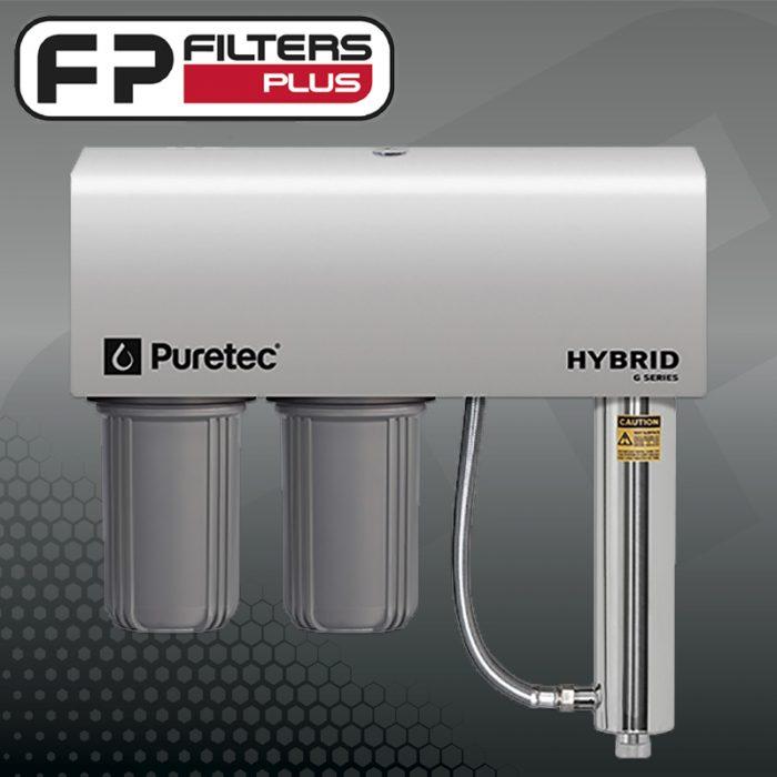 Puretec Hybrid G6 Whole house UV Filter system Perth Melbourne Sydney Australia