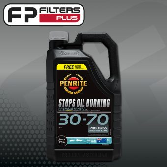 Penrite PMO30005 Thick engine oil to stop oil burning Perth Melbourne Sydney Australia