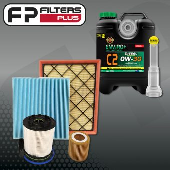 Wesfil Service kit with 10 Litres of Penrite Enviro+ C2 0W30 Engine Oil Perth Melbourne Sydney Australia