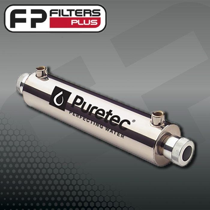 R500 Purtec UV water Filter Perth Melbourne Sydney Australia