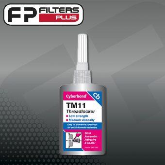 TM11 Cyberbond threadlocker Loctite 222 Perth Melbourne Sydney Australia