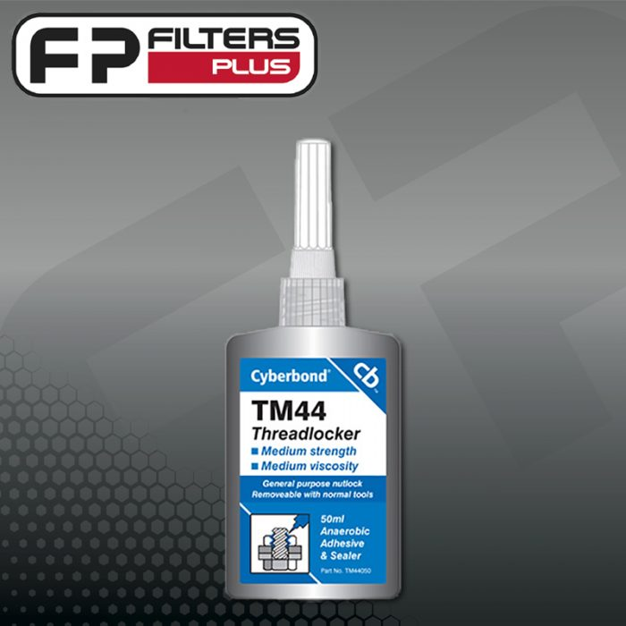 TM44 Cyberbond Threadlocking compound Loctite 242 Loctite 243 Perth Melbourne Sydney Australia
