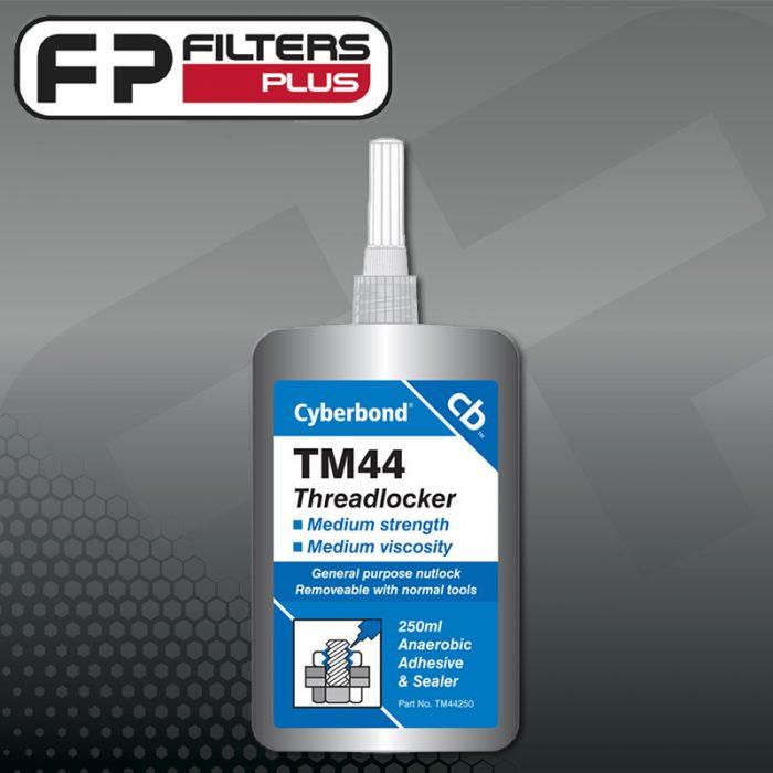 TM44 Cyberbond Threadlocker Perth Loctite 242 Melbourne Loctite 243 Sydney Australia