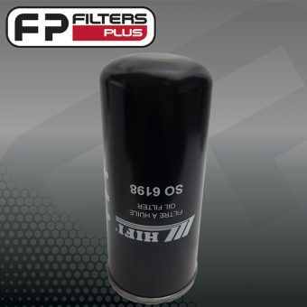 SO6198 HIFI Bypass oil filter suits Yanmar Marine Perth Melbourne Sydney