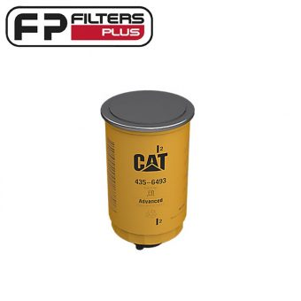 435-6493 Cat Fuel Filter Perth Melbourne Sydney Australia