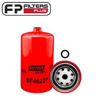 BF46227 Baldwin Fuel Filter Fits New Holland, Case Steyr Perth Melbourne Sydney Australia